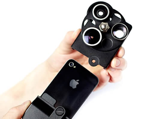 Best Iphone Camera Lens - Make your Iphone as Mini DSLR - Iphone ...