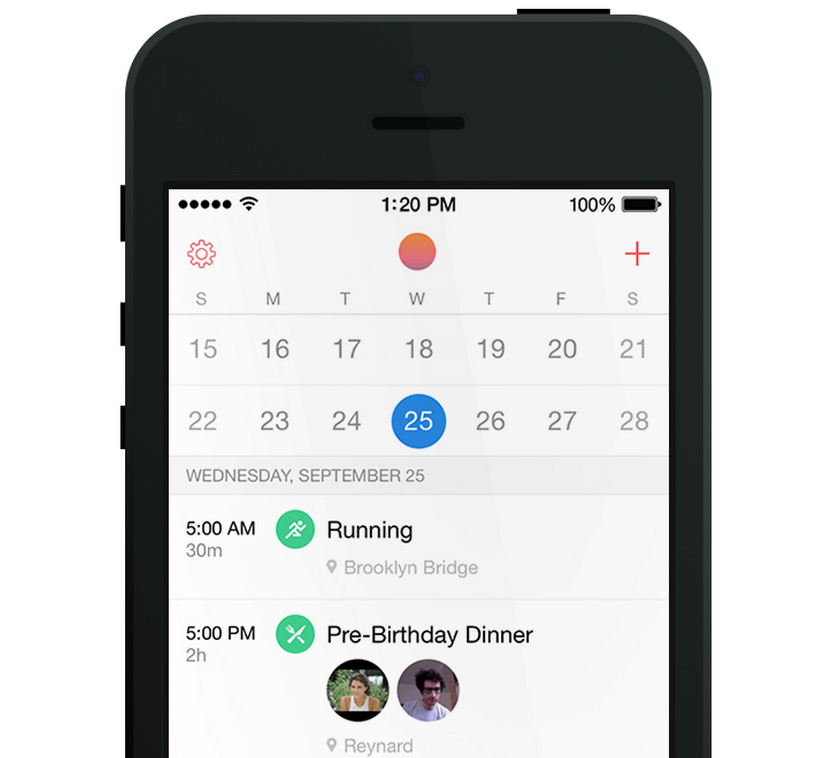 Six best shared calendar app for iphone amp ipad iphone blog iphone