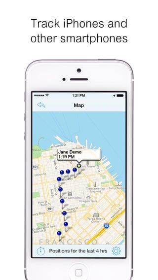 Finding-the-Current-Location-by-Phone-Numbers-Using-an-Online-GPS-Mobile-Locator