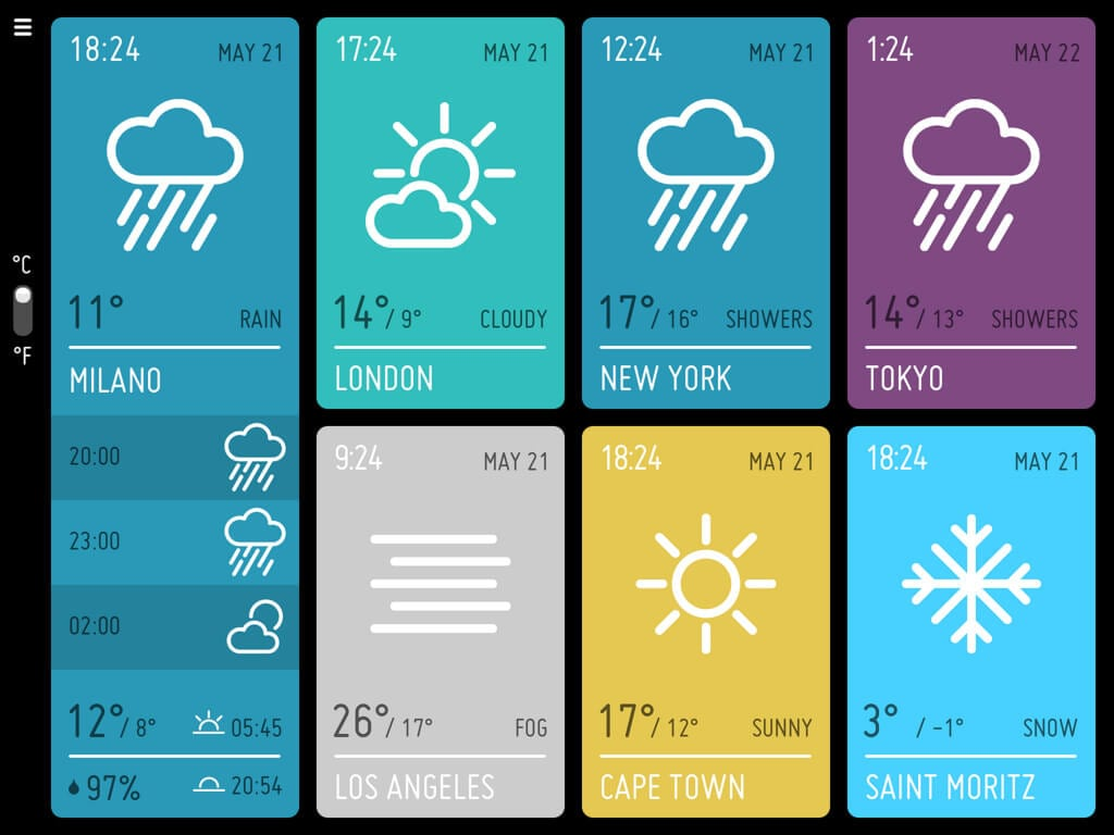 6-Best-Iphone-Weather-app