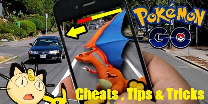 100 percent working Pokemon Go: 21 Tips, Tricks and Cheat to be the Best Trainer.