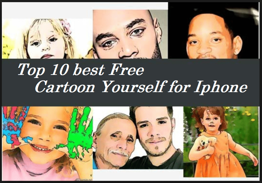 Cartoon Yourself Apps