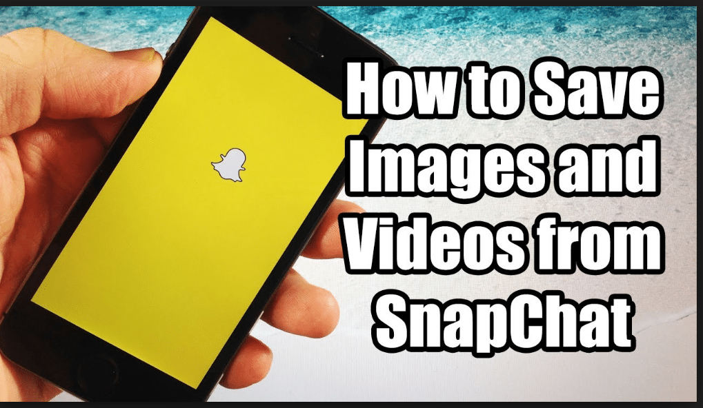 How to Save Snapchat Videos on iphone