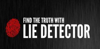 Lie Detector App