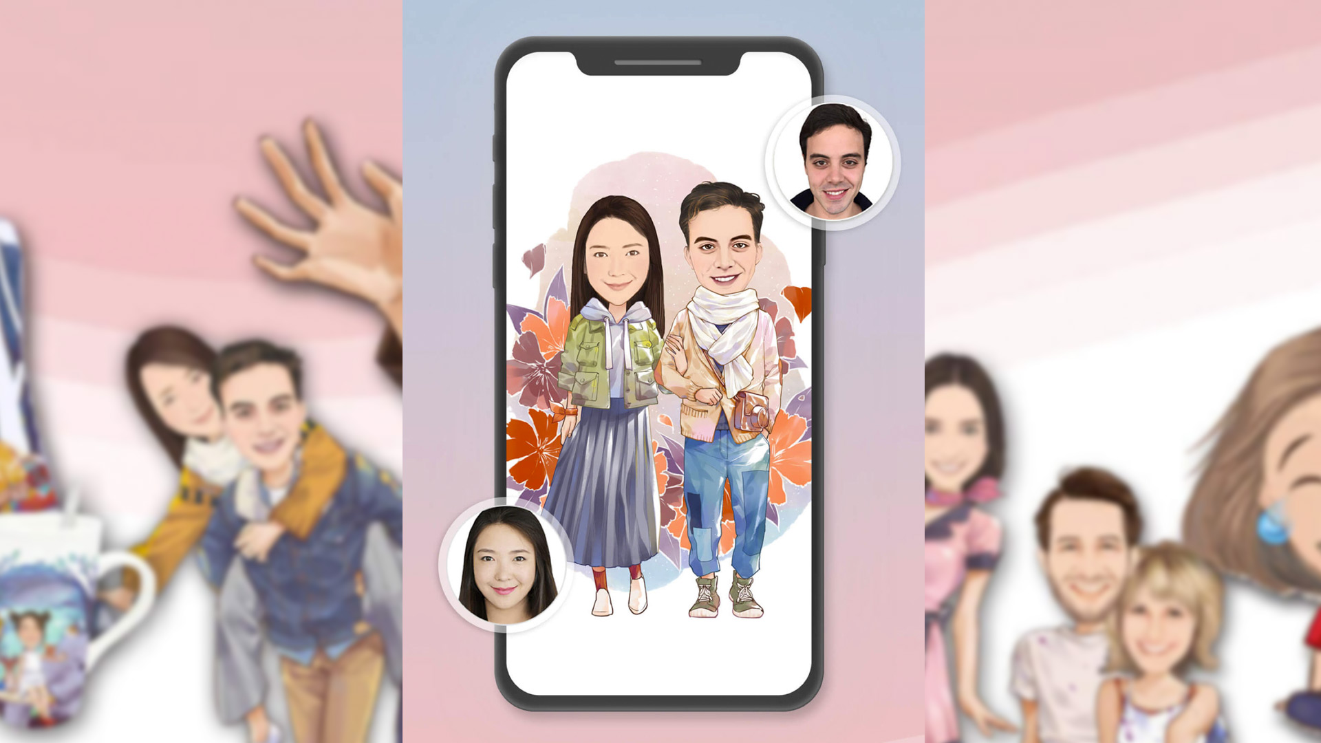 Best Free Cartoon Yourself Apps for your iPhone