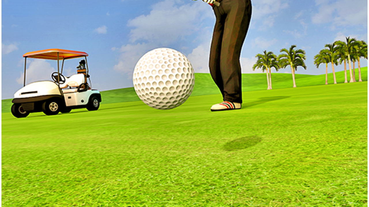 Top 4 apps for beginner golf players