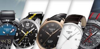 Top 5 Tissot Watches That You Should Add to Your Watch Collection