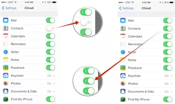 How To Sync Contacts From iPhone To Mac?